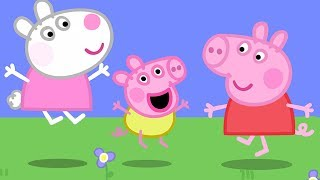 Download Peppa Pig English Episodes | Baby Alexander plays with Peppa! #PeppaPig Video