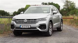 Download The Volkswagen Touareg is brilliant now where's the Phaeton? Video