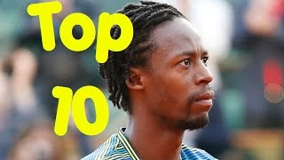 Download Gael Monfils | Top 10 Awesome Points (HD) Video