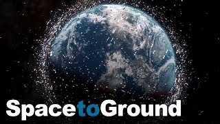 Download Space to Ground: Clearing the Cosmos: 06/22/2018 Video