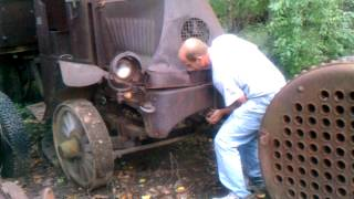 Download 1918 Mack Truck starting up 2 Video