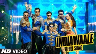 Download OFFICIAL: 'India Waale' FULL VIDEO Song |Happy New Year | Shah Rukh Khan, Deepika Padukone Video