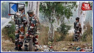 Download Fresh firing in Jammu's Nagrota Where Attack On Army Base Killed 3 Soldiers And 4 Terrorists Video