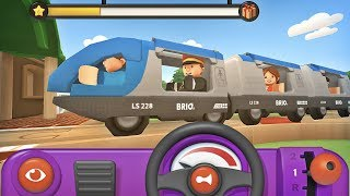 Download Brio World Ferrocarril App 🚂 gran juego de trenes de madera para niños Video