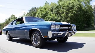 Download Under the Hood: Numbers matching LS6 Chevelle Video