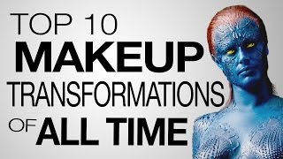 Download Top 10 Makeup Transformations of All Time Video