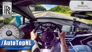 Download ROLLS ROYCE DAWN AUTOBAHN POV ACCELERATION & TOP SPEED by AutoTopNL Video