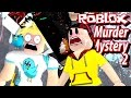 Download Roblox Murder Mystery 2 with Gamer Chad - A Dead Man on Our Heads!!! - DOLLASTIC PLAYS! Video