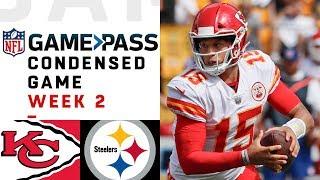 Download Chiefs vs. Steelers | Week 2 NFL Game Pass Condensed Game of the Week Video