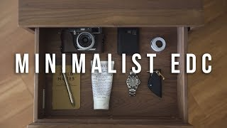 Download EDC | Minimalist Carry Video