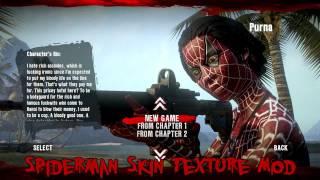 Download Dead Island: Spiderman Mod + Fast pickup truck Video