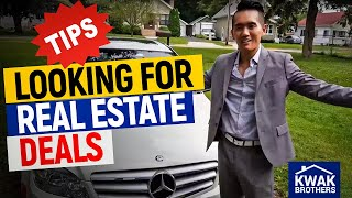 Download Looking for Real Estate Deals with Sam Kwak Video