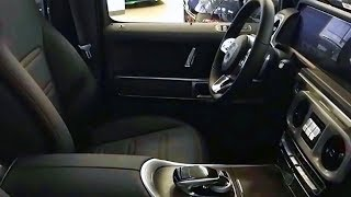 Download 2019 Mercedes G Class w464 interior spy shots Video