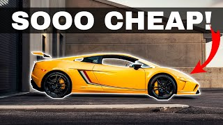 Download Top 5 Cheapest Supercars You Can Buy Video