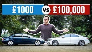 Download £1000 Luxury Car VS £100,000 Luxury Car! Video