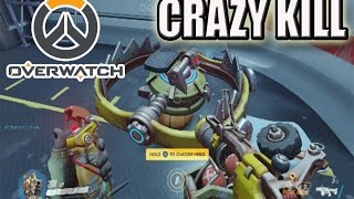 Download Overwatch Player Gets OWNED By Basketball | Funny Kill Video