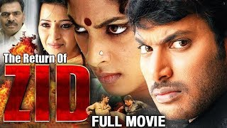 Download The Return of Zid Full Hindi Dubbed Movie | Vishal | Reema Sen | Action Movies | Mango Indian Films Video