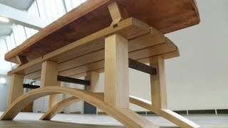 Download Woodworking - Coffee table Video