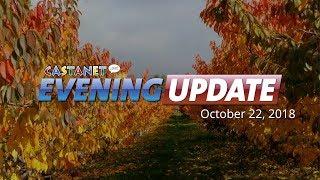 Download Evening Update Oct.22 Video