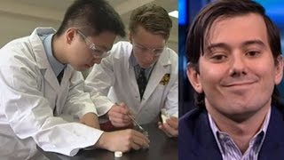 Download Active Ingredient from $110,000 Drug Recreated for $20 by High Schoolers Video