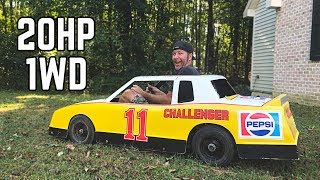 Download World's Fastest 1WD Go Kart?! | Built 212 Swap, HUGE Burnouts! Video