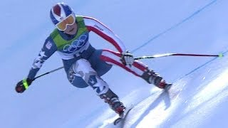 Download Vancouver 2010: Vonn and Mancuso in Women's Downhill Video