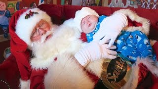 Download NAPPING WITH SANTA! Video
