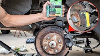 Download We Tried SANDPAPER Brake Pads! Video