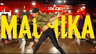 Download J. Balvin Feat. Anitta & Jeon - ″MACHIKA″ | Phil Wright Choreography | Ig : @phil wright Video