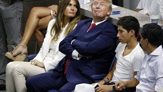 Download Donald Trump gets booed by crowd at US Open in his home town Video