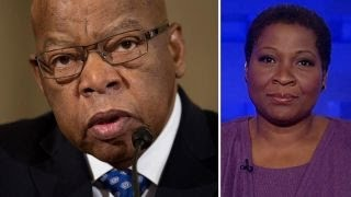 Download Jehmu Greene: Lewis talked about an attack on our democracy Video