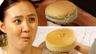 Download I Tried To Make The Most Jiggly Cheesecake Video
