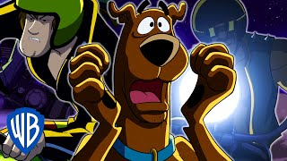 Download Scooby-Doo! | Phantosaur Motorcycle Chase | WB Kids Video