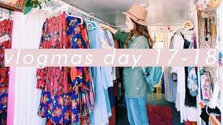 Download Flea Market Haul & Lido Marina Village | VLOGMAS 17-18 Video