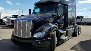 Download 2019 Peterbilt Ultraloft has arrived! JW-970-518-5520 Video
