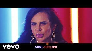 Download Katy Perry - Swish Swish (Lyric Video Starring Gretchen) ft. Nicki Minaj Video