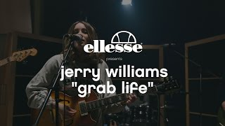 Download Jerry Williams - Grab Life | ellesse Make it Music Video
