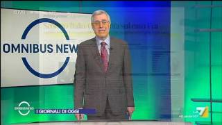 Download Omnibus News (Puntata 16/01/2017) Video