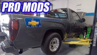 Download Crazy Swapped Supercharged Copo Colorado is NEW SCHOOL PRO STREET! Also Quips with Cooper Video