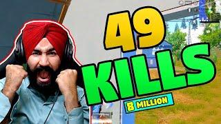Download 49 KILLS || PUBG MOBILE || AWM & M416 SKILLS Video