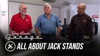 Download Skinned Knuckles: All About Jack Stands - Jay Leno's Garage Video