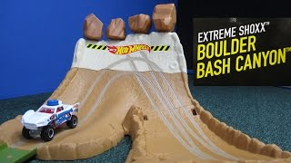 Download Boulder Bash Canyon Extreme Shoxx From Hot Wheels Video