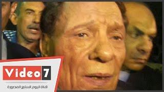 Download بالفيديو.. عادل إمام فى عزاء سعيد صالح: ″فقدت صديق العمر″ Video