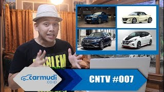 Download Rush - Terios Baru Tes Jalan, Suzuki S-Cross Baru Bocor, Tokyo Motor Show 2017, BMW X2 | CNTV #007 Video