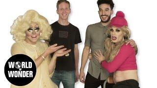 Download UNHhhh Ep 19: ″Religion″ w/ Trixie Mattel & Katya Video