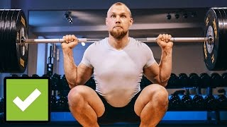 Download The Perfect Squat - Do it right! Video
