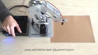 Download Dobot Laser Engraving tutorial Video