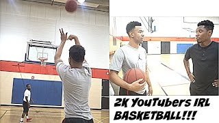 Download NEXT STEPH CURRY ?! IRL BASKETBALL 3PT CHALLENGE!! + StaxMontana!!! VLOG #2! Video