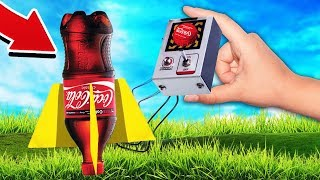 Download HOW TO MAKE A COKE ROCKET! Video
