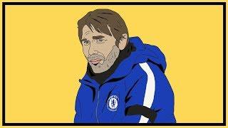 Download Tactics Explained | Antonio Conte & Chelsea's 3-4-3 System Video